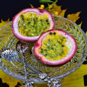 passion fruit rollicecream