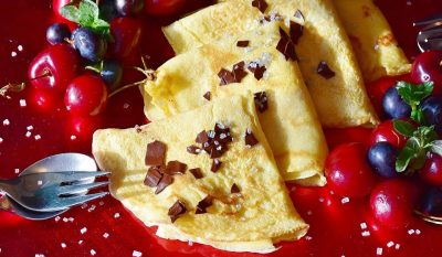 Ice cream crepe rollicecream.com