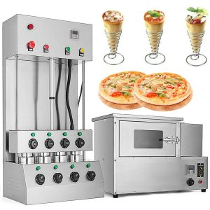 pizza cone machine rollicecream.com