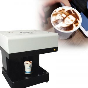 Coffee Latte Printing Machine rollicecream.com