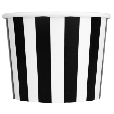 black striped